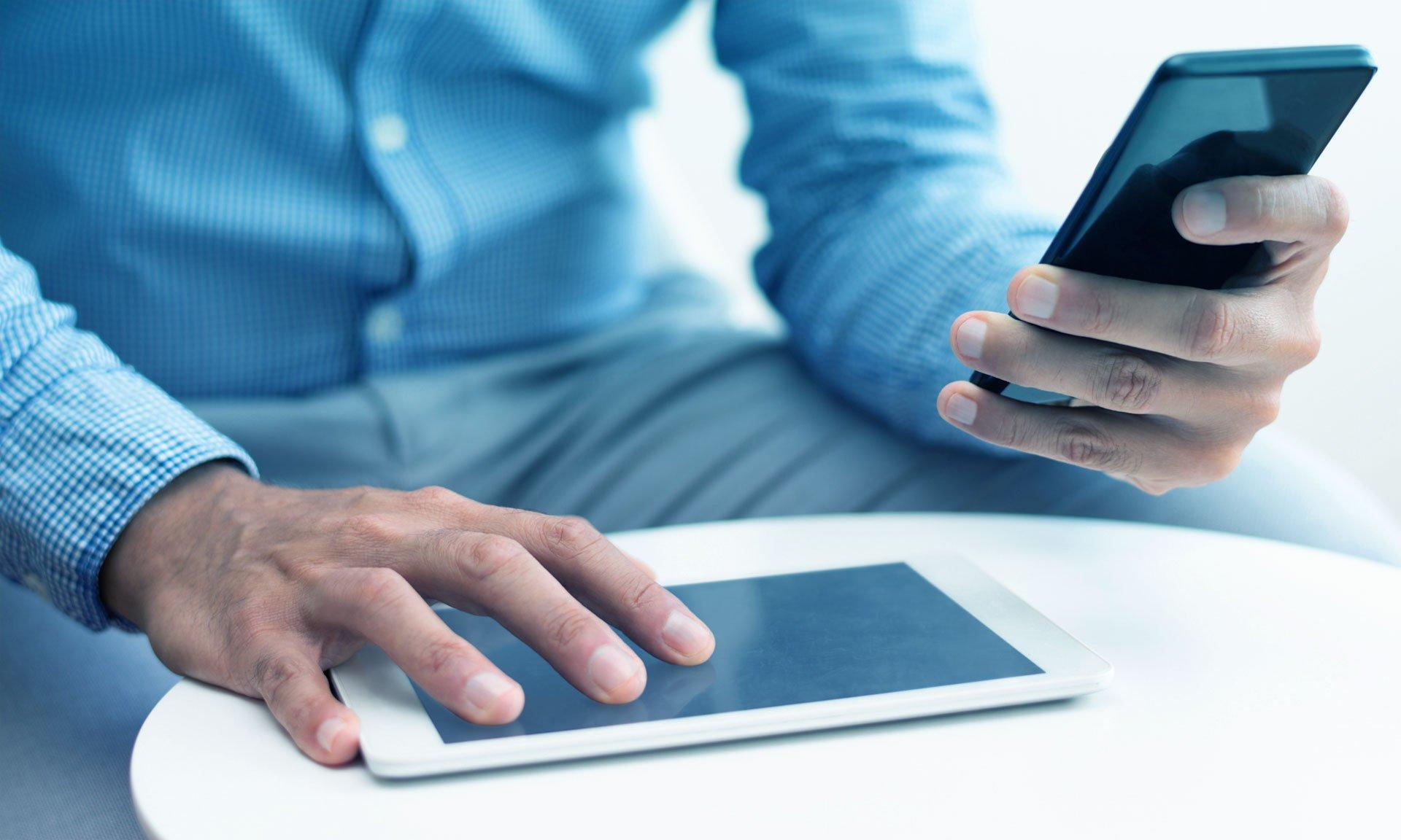 Chimpa MDM controllo e gestione dei dispositivi mobili