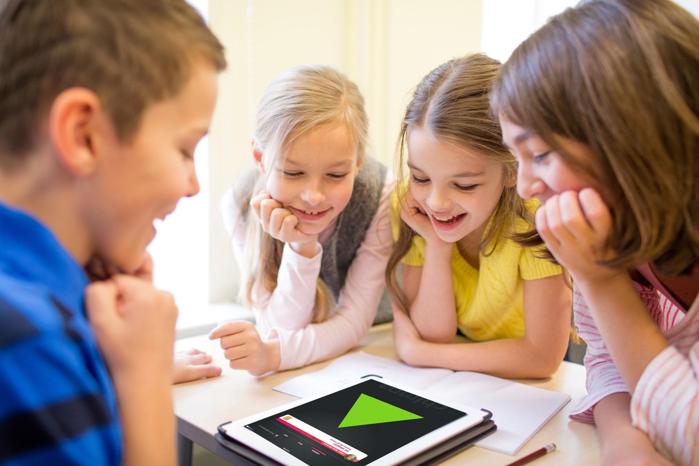 Chimpa MDM - E-learning nelle scuole